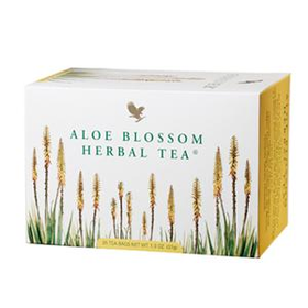 Чай из Цветов Алоэ с Травами